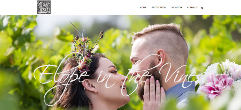 Elope in the Vines